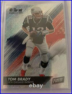 2000 Pacific Tom Brady #403 Rookie On-Card Autograph PSA AUTO 10 Plus Extras