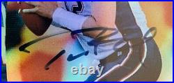 2005 E-Topps Autographs #TB1 Tom Brady 2002 E-Topps /155 BGS 9 / 9 Auto