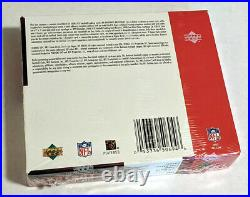 2006 Upper Deck SPX Football factory sealed box Look for game used Tom Brady