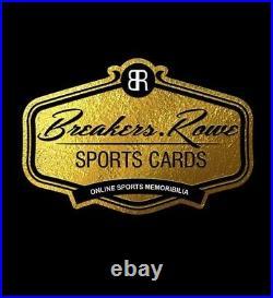 Tom Brady 2004 Donruss Elite Passing The Torch Autograph 27/100 BGS 9 Auto 10