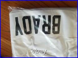 Tom Brady Autographed Tampa Bay Buccaneers White Nike Football Jersey Fanatics