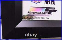 Tom Brady New England Patriots Signed & Framed Photo The Show Upper Deck COA
